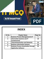 Updated - IT-SM MCQ By CA Swapnil Patni.pdf