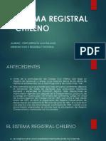 Sistema Registral Chileno