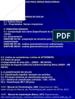 AULA 2.5 Classificaçao de Solos Para Projeto Geotecnico