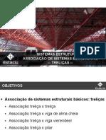Aula 9 - Associação de Sistemas Estruturais (TRELIÇAS)