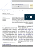 The effect of frother type and dosage on flotation performance in the presence of high depressant concentrations.pdf