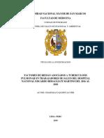 Informe de Maestria 2019