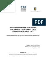Políticas urbanas en Concepción. Impliancias y resistencias en la población Aurora de Chile.pdf