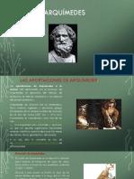 Arquímedes (fisica)
