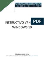 Instructivo VPN Para Windows 10 Revla 57e98b5515a78