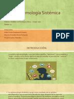 Epistemología-Sistémica