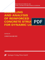 Modelling and Analysis of Reinforced Concrete Structures for Dynamic Loading- (1998).pdf