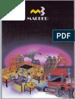 Mar Bed Book 2003