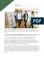 20-05-2019 Entregan Obras en Sonora-SDP Noticias
