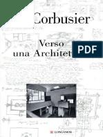 Verso Un' Architettura