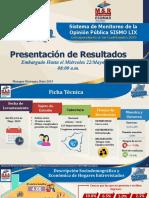 SISMO 59 - PRESENTACIÓN RESULTADOS  - ABR19.pdf