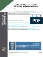 class D amplifier.pdf