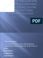 electroporation