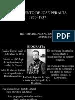José Peralta 1855-1937