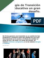 Ppt Estrategia de Transicion Educativa 1