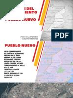 Analisis de Pueblo Nuevo