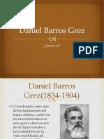 Daniel Barros Grez