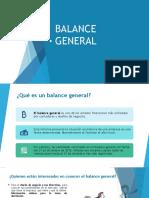 Balance General y Punto de Equilibrio