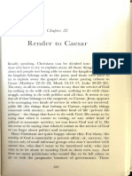 """Render to Caesar,"" by Herbert McCabe"