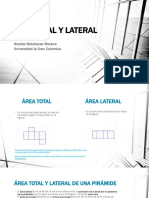 Área Total y Lateral