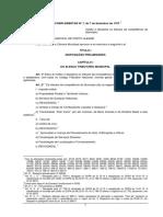 Lei Complementar n. 7, De 7 de Dezembro de 1973 (Atualizada Ate a Lc 785, De 16.12.2015)