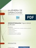 Ingenieria de Operaciones-expo