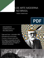 17. Surrealismo e Semana de Arte Moderna Brasileira Cepv