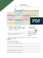 Guía de Matemática calendario.docx