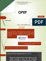 OPEP 2019