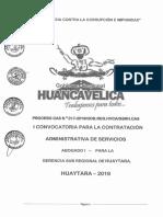 Bases Cas 017-2019 Gerencia Sub Regional de Huaytara