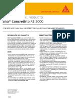 Co-ht_Sika Concrelisto RE 5000