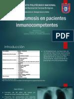 Histoplasmosis en Pacientes Inmunocompetentes