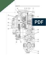 Componentes de La Transmisión CVT