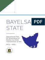 Bayelsa State Op Plan