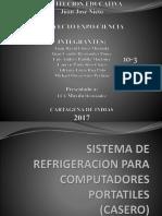 Tabla Refrigerante