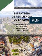 CDMX Resilience Strategy - Spanish.pdf