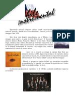 Publicidad Chile Instrumental