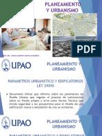 planeamiento y  urbanismo.