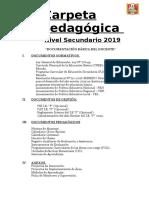 INSUMOS DE LA CARPETA PEDAG 2019.doc
