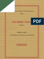 Informe Final de la Comisión de la Verdad y Reconciliación - Tomo I - Perú
