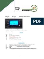 Instrucțiuni controler Cazan TKAN