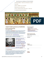 Anjos Caídos presos na Antártida (Livro de Enoch)