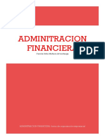Adminitracion Financiera Camila