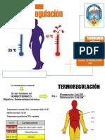 FisioLogia regulacion termica