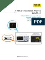 S1220 Demodulation Software