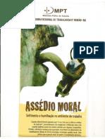 Assédio Moral - Sofrimento e Humilhação No Ambiente de Trabalho