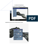 Visualización 3D Segunda Parte