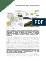 Conociendo La Biodiversidad El Páramo de Belmira