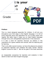 Special English Course for kids 4 - 1st. Grade.docx