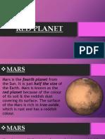 Astronomy (Mars)